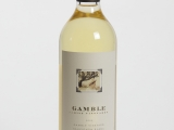 Gamble Family Vineyards 2009 Yountville Napa Valley Sauvignon Blanc